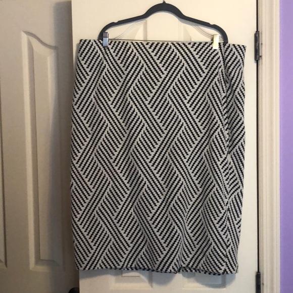 Lane Bryant Dresses & Skirts - Lane Bryant 24 pencil skirt